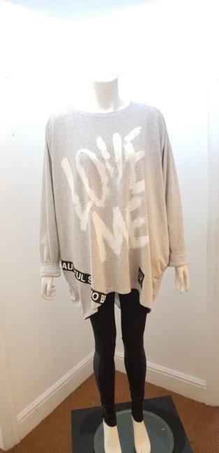 Diverse – Love Me Sweat – Grey