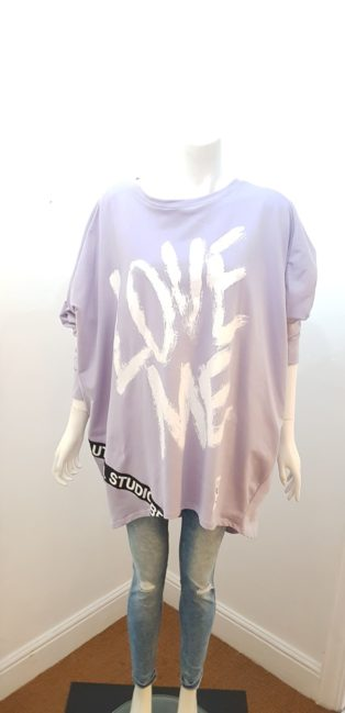 Diverse – Love Me Sweat – Lilac
