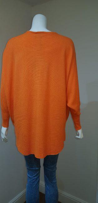 "Laetitia Mem ""Roma"" Knit – Orange"
