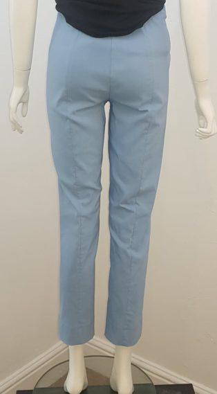 Pomodoro -Bengalin 7/8 Trousers – Chambrey Blue