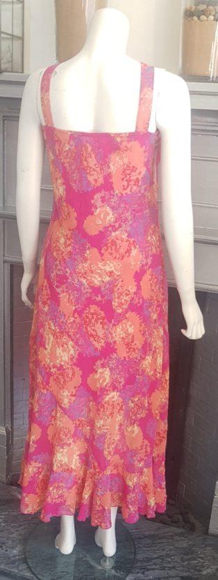 Adini – ULA Dress – Sunset Pink