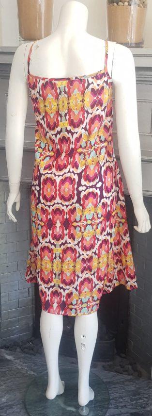 Adini – Pacific Dress – Fiesta Pink