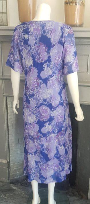 Adini – Hydrangea Dress – Amethyst