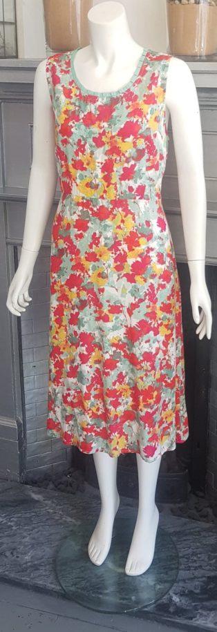 Adini – Harriet Dress – Aqua