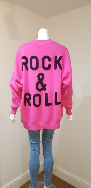 Moocci-Rock & Roll Knit