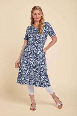 Adini Cecilia Dress Prya Print