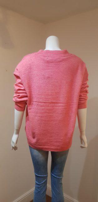 Vero Moda – Rana Knit – Pink Marl
