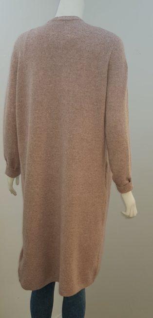 Vero Moda – Doffy Long Sleeve Cardigan – Rose Melange