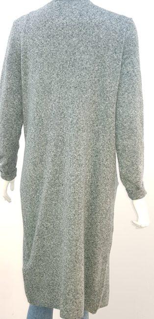 Vero Moda -Doffy Long Sleeve Cardigan – Light Grey Melange