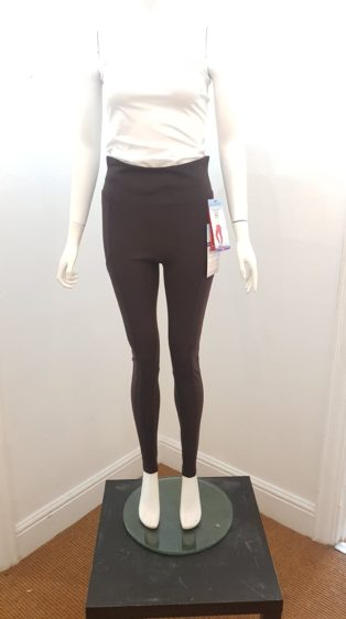 Spanx – Structured Leggings – Brown