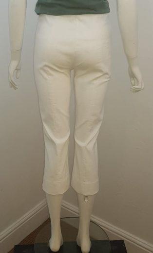 Pomodoro – BengalinCrop Trouser – Cream