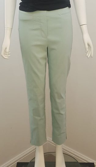 Pomodoro – Bengalin 7/8 Trousers – Duck Egg Blue