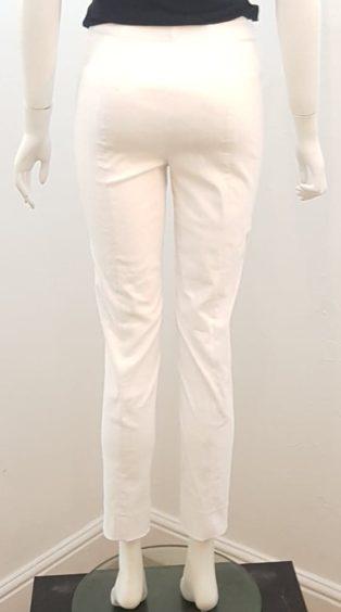 Pomodoro – Bengalin 7/8 Trousers – White