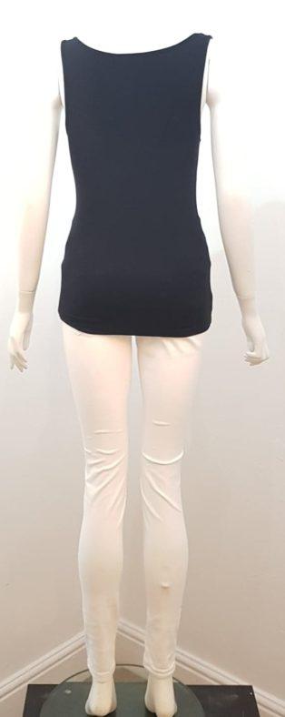 Vero Moda – Short Tank Vest – Black