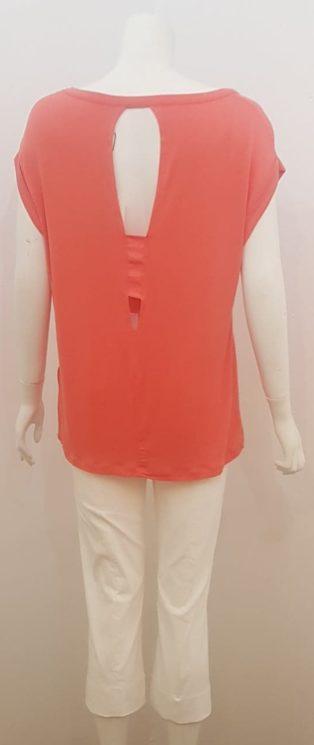 Soya Concept – Sanela T.Shirt – Coral