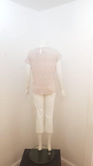 Soya Concept – Solea Top – Khaki & Pink
