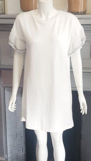 Great Plains – Soft White Shift Dress