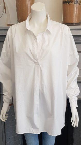 Armedangels – Unelmaa Shirt/Tunic – White