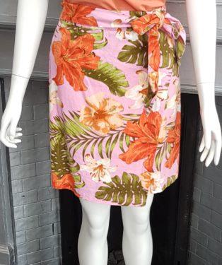 Vero Moda –  Milo Skirt – Tropical Pink