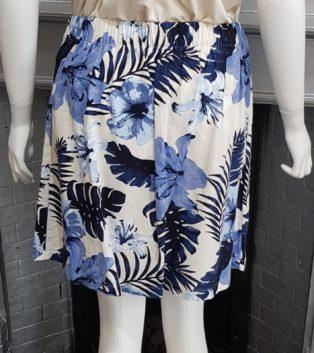 Vero Moda – Milo Skirt  – Tropical Blue