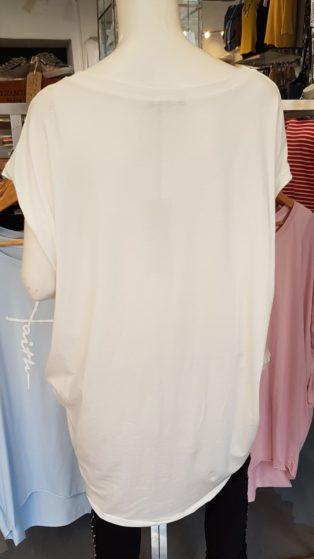 Faith T.Shirt/Tunic – White