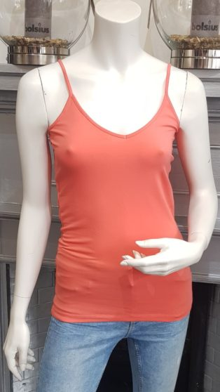 Vero Moda VMMAXI MY SOFT V SINGLET GA COLOR Dubarry