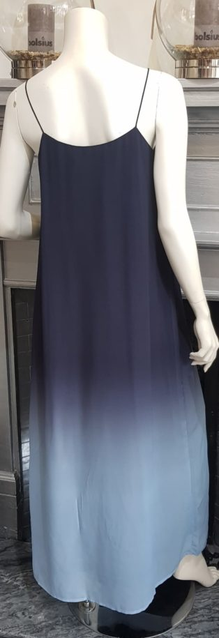 Vero Moda VMLUNA SINGLET ANKLE DRESS WVN CE Placid Blue