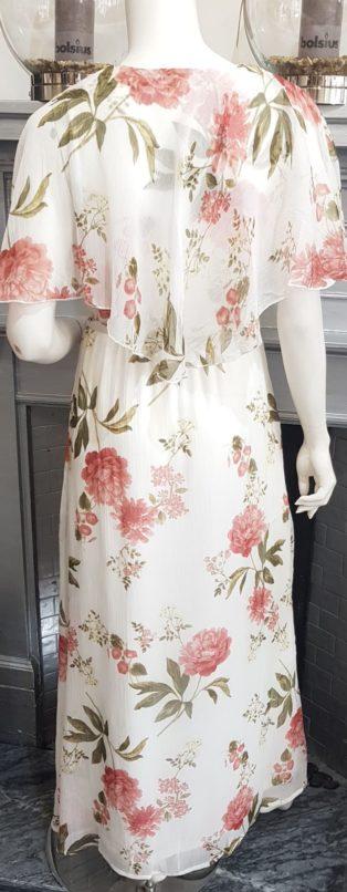 Vero Moda VMLUCCA FRILL MAXI DRESS WVN CE Birch