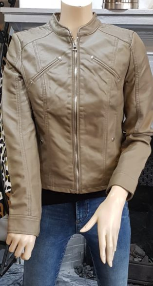 Vero Moda – Favodona Jacket – Bungee Cord