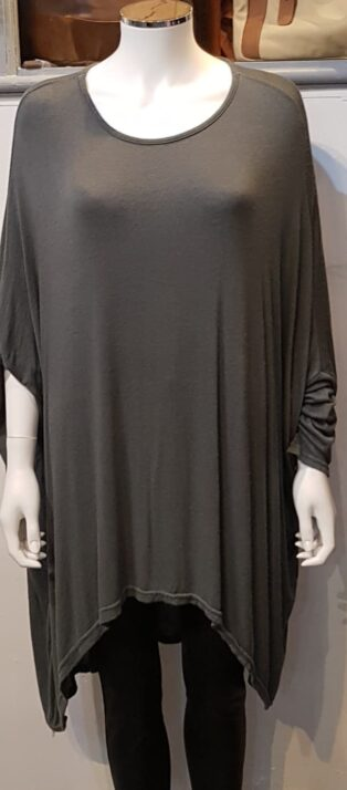 Studio – Dyleth Oversized Sweater – Dark Grey