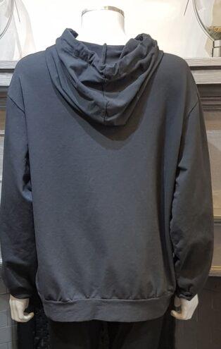 Diverse – Coco Heart Sweatshirt – Dark Grey