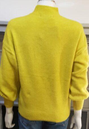 Vero Moda – Knitted Jumper Simone – Celery