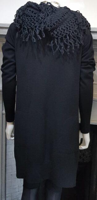 Diverse – Flora Tunic/Dress – Black