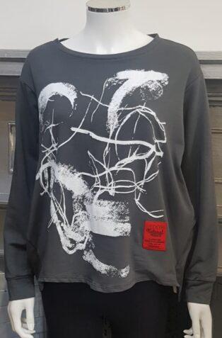 Studio – Freda Sweatshirt – Grey