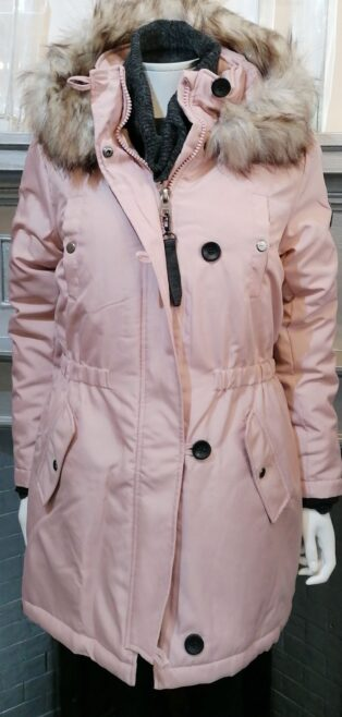 Only – Iris Parka Jacket- Rose Dust