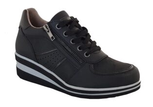Graziosa Zip Wedge Trainer L987A