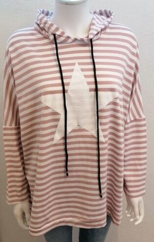 Diverse – Haidee Hooded Star – Rose and White